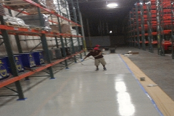 warehouse cleaning services Orange County