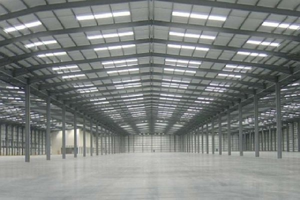 warehouse cleaning concrete polishing Orange County