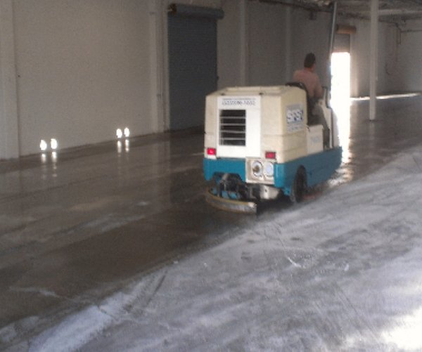 Los Angeles Long Beach Area Warehouse Industrial and Manufacturing Cleaning